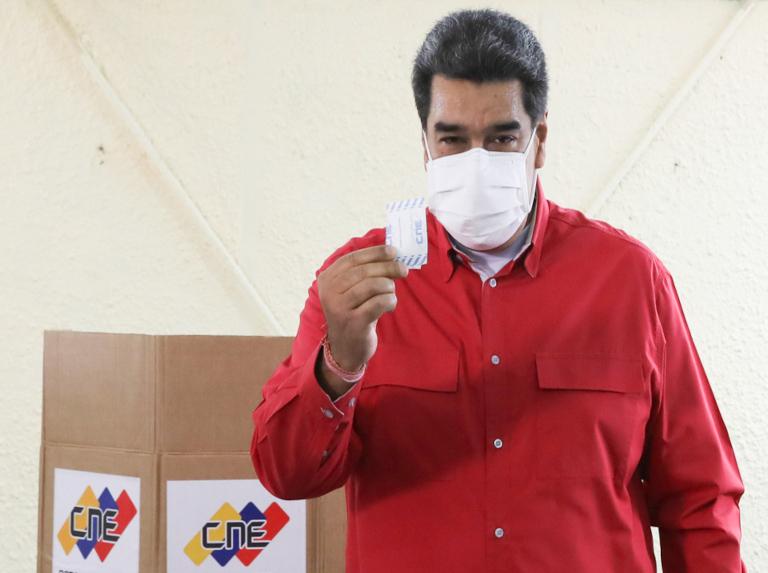 """Maduro: """"Con el voto, nuestro pueblo ejerce su soberanía absoluta"""" - agosto 8, 2021 6:29 pm - NOTIGUARO - Nacionales"""
