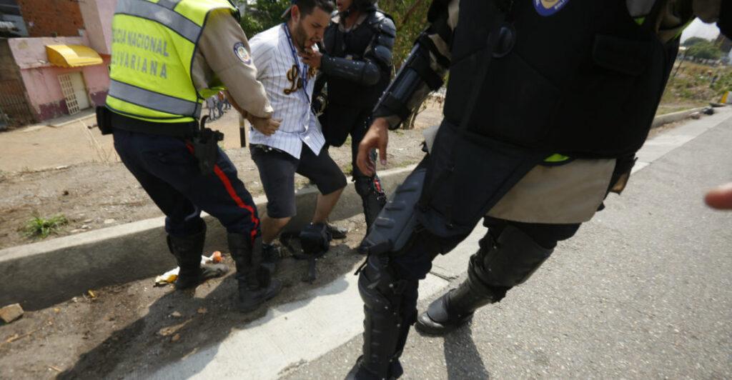 Registran agresiones a periodistas durante cobertura de primarias del PSUV - agosto 8, 2021 7:24 pm - NOTIGUARO - Nacionales