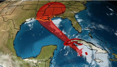 Este #29Ago: Huracán IDA se fortalecerá y llegará con vientos de 225 km/h a EE.UU - agosto 28, 2021 12:45 pm - NOTIGUARO - EEUU