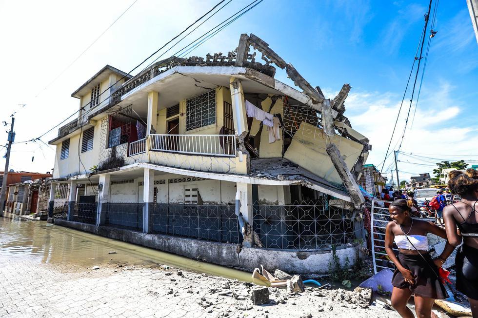 Arreaza: Venezuela ofrecerá apoyo a Haití tras el potente terremoto - agosto 14, 2021 5:50 pm - NOTIGUARO - Nacionales