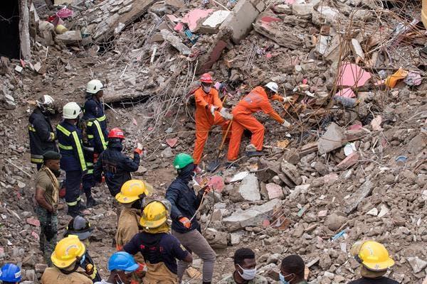 ¡En aumento! Número de muertos por terremoto en Haití sube a 2.207 - agosto 22, 2021 5:43 pm - NOTIGUARO - Internacionales