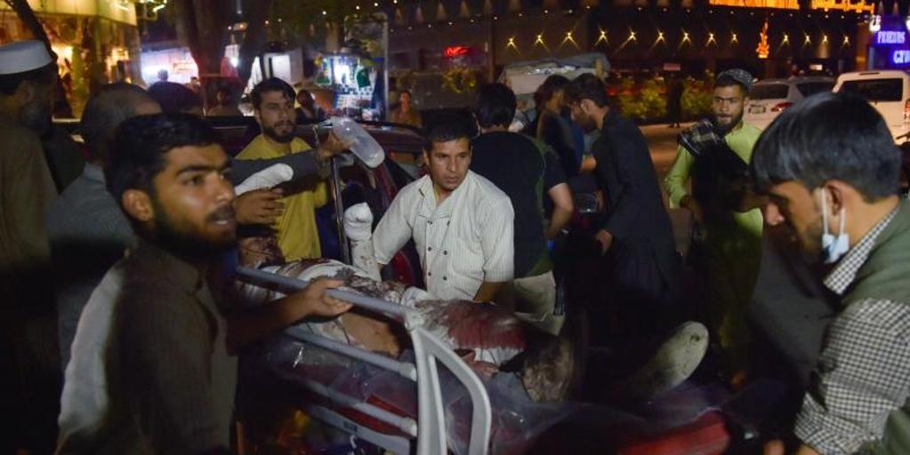 Más de 70 muertos y 140 heridos por ataques suicidas en Kabul; hay 12 militares de EEUU entre las víctimas - agosto 27, 2021 4:50 am - NOTIGUARO - Internacionales