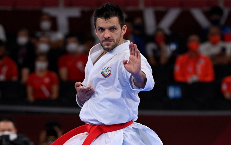 Quinto lugar para Antonio Díaz en Tokio - agosto 6, 2021 1:12 pm - NOTIGUARO - Deporte