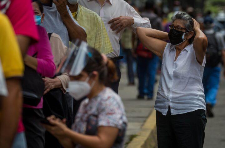 Venezuela reportó 851 nuevos casos de COVID-19 en las últimas 24 horas - agosto 15, 2021 10:58 am - NOTIGUARO - Coronavirus