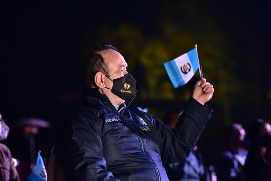 En Guatemala: Cancelan actividades de celebración del Bicentenario por pandemia - agosto 31, 2021 9:39 am - NOTIGUARO - Internacionales