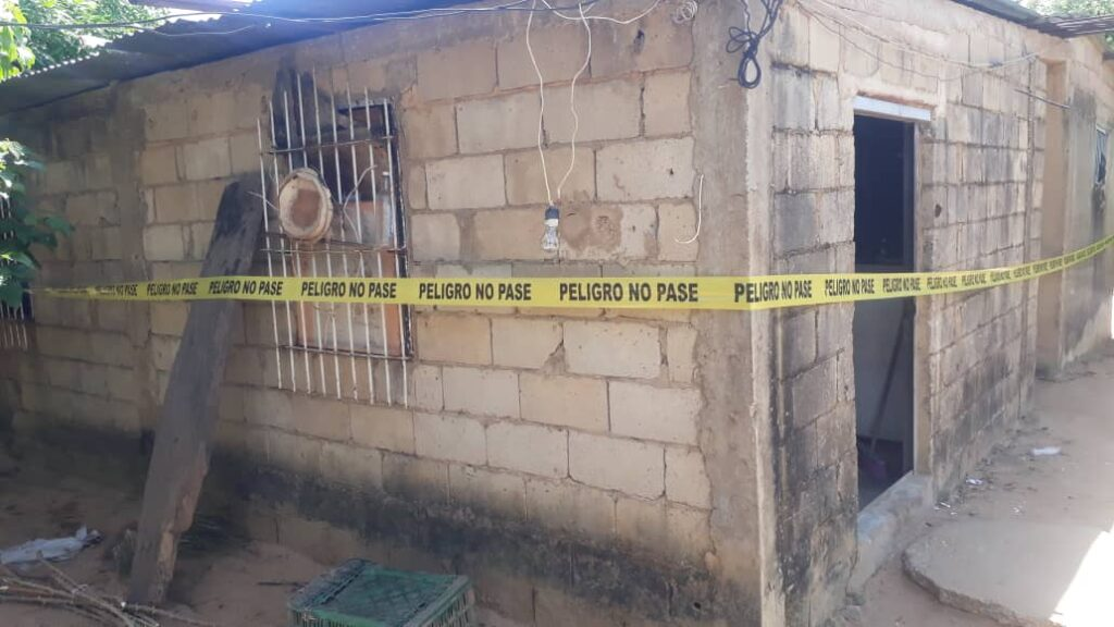 "En Guárico: Mujer ""poseída"" asesina a sus dos hijos - agosto 23, 2021 3:54 pm - NOTIGUARO - Nacionales"