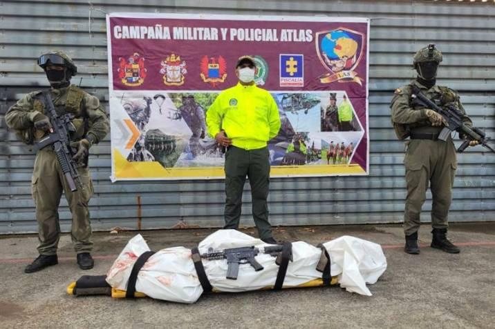 """En Colombia: Abatido el """"Borojó"""", cabecilla de las disidencias de las FARC - agosto 15, 2021 5:50 pm - NOTIGUARO - Internacionales"""