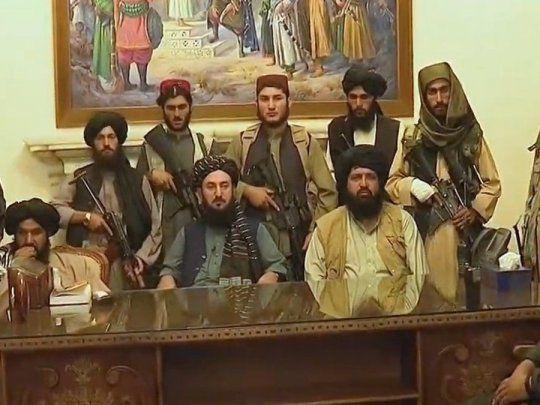 """Talibanes solicitan transferencia del poder """"de manera pacífica"""" - agosto 16, 2021 12:01 pm - NOTIGUARO - Internacionales"""