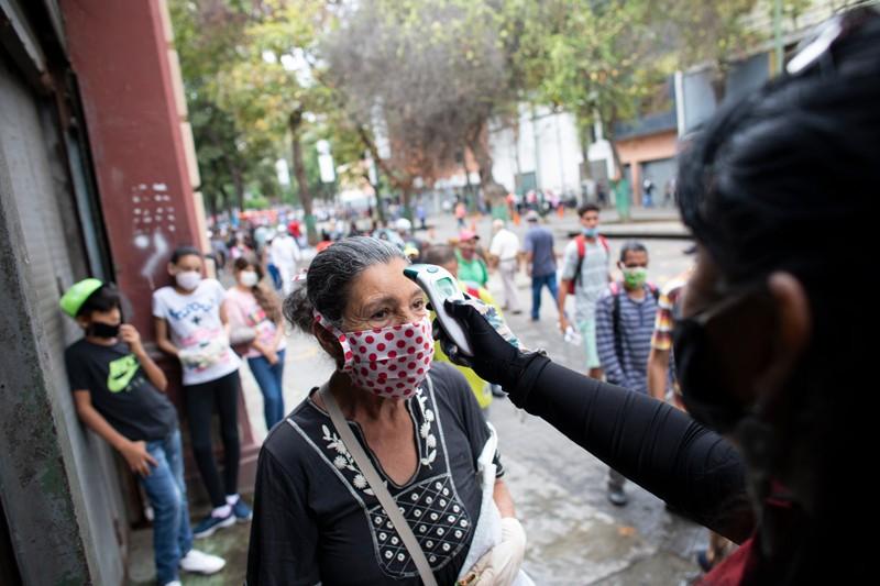 Venezuela reporta 766 nuevos casos y 12 fallecidos por COVID-19, total se eleva a 309.218 - agosto 5, 2021 9:00 am - NOTIGUARO - Nacionales