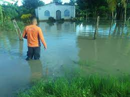 En Portuguesa: Tres municipios inundados a causa de las lluvias - agosto 27, 2021 1:13 pm - NOTIGUARO - Nacionales