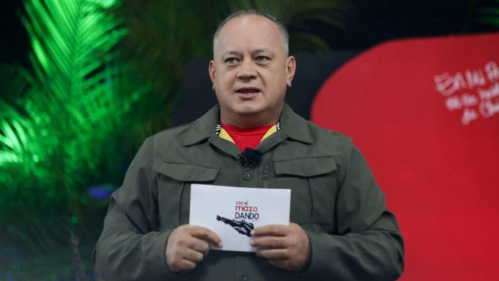 """Diosdado Cabello:""""La oposición entendió que no va a poder con la revolución y lo que les hace falta es una mesa de diálogo"""" - agosto 18, 2021 11:16 pm - NOTIGUARO - Nacionales"""