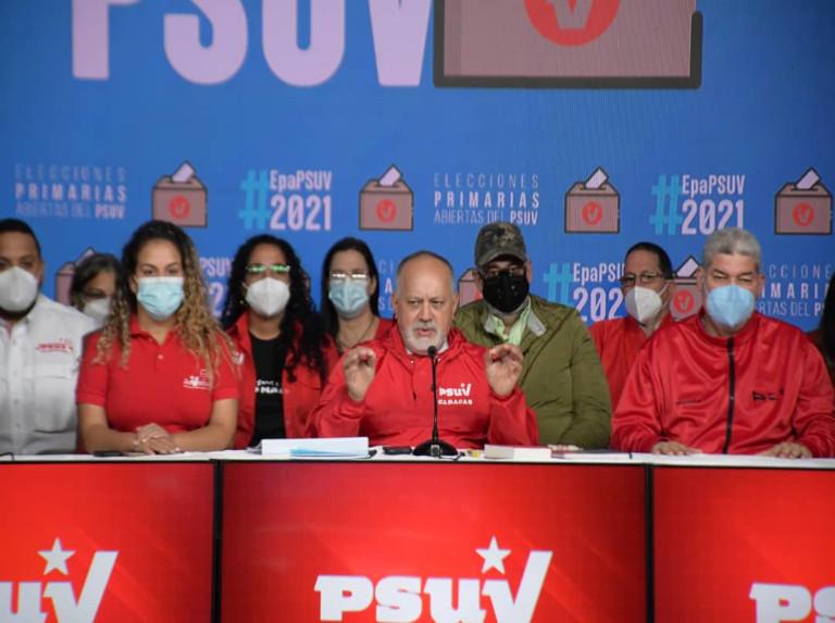 PSUV confirma 104 candidatos a las alcaldías del país - agosto 16, 2021 10:13 pm - NOTIGUARO - Nacionales