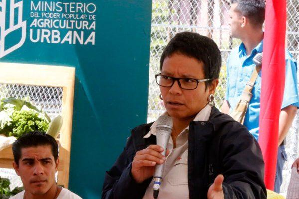 En Caracas: Renuncia alcaldesa Erika Farías - agosto 26, 2021 5:15 pm - NOTIGUARO - Nacionales