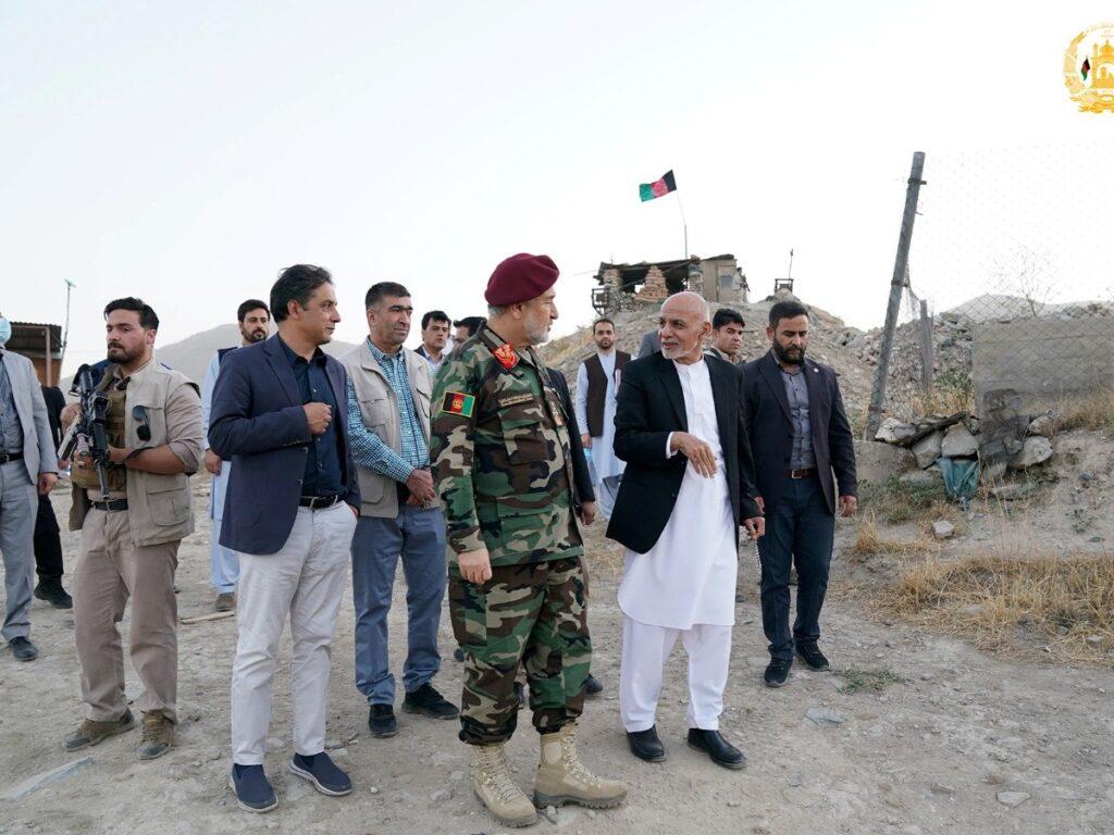 En Afganistán: Presidente huye ante la llegada de los talibanes - agosto 15, 2021 6:15 pm - NOTIGUARO - Internacionales