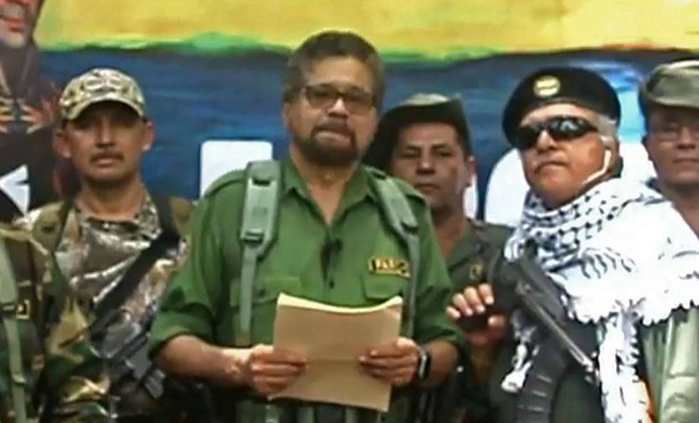 Reactivan alerta roja de la Interpol contra Iván Márquez - agosto 5, 2021 10:30 am - NOTIGUARO - Internacionales