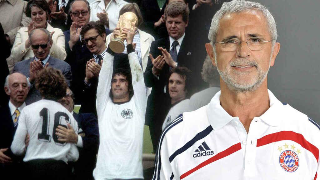 Muere el legendario goleador de Alemania, Gerd Müller - agosto 15, 2021 2:31 pm - NOTIGUARO - Deporte