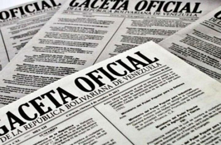 En Gaceta Oficial: BCV establece las normas que regirán la nueva Expresión Monetaria - agosto 20, 2021 2:34 am - NOTIGUARO - BCV