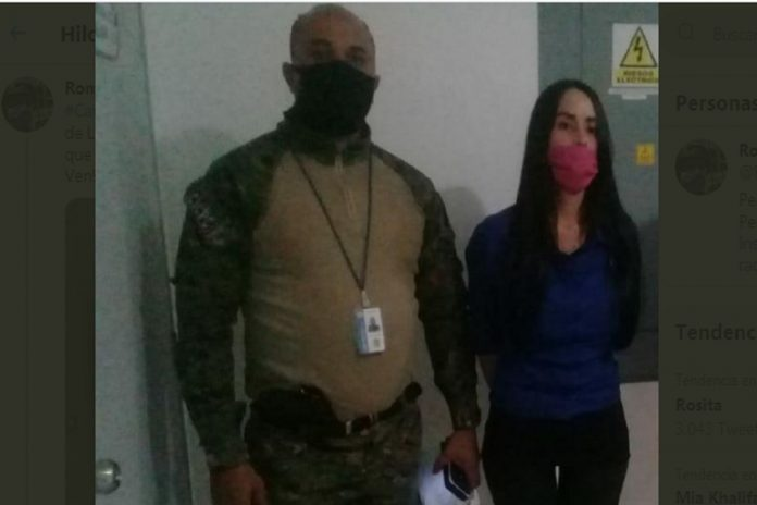 """En Caracas: Capturan a Leomary Polanco, hermana del """"Loco Leo"""" - agosto 6, 2021 10:35 am - NOTIGUARO - Nacionales"""