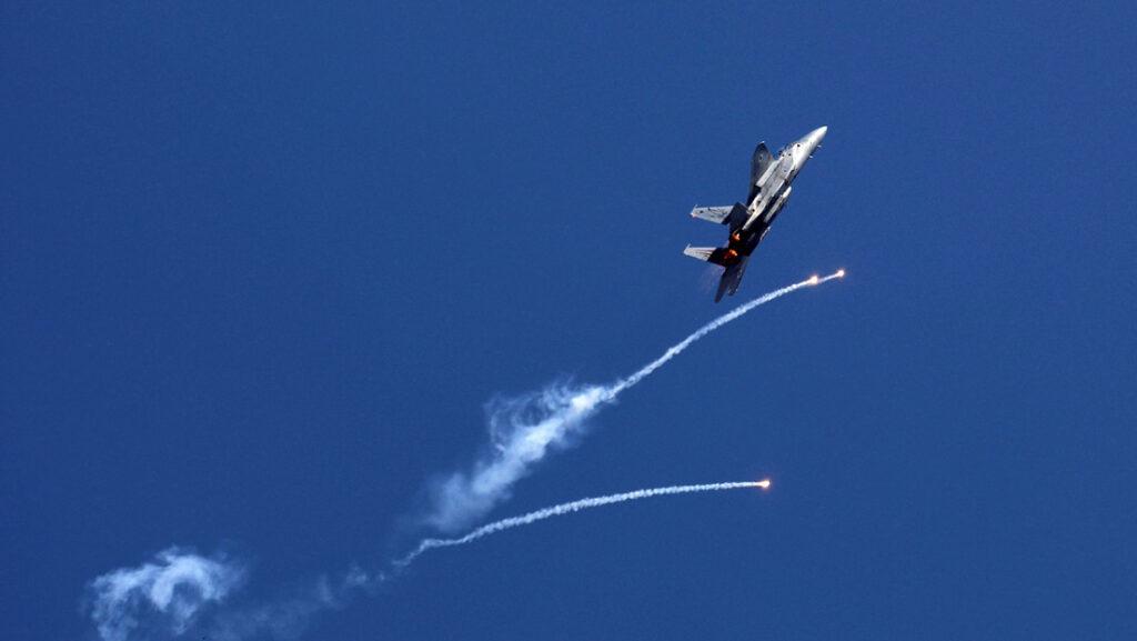 Fuerzas de Defensa de Israel realizaron ataques aéreos contra el sur del Líbano - agosto 5, 2021 10:15 am - NOTIGUARO - Internacionales