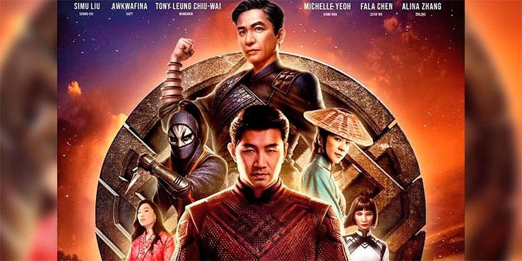"""Marvel abre paso a la cultura asiática con """"Shang-Chi"""" - septiembre 1, 2021 2:30 pm - NOTIGUARO - Entretenimiento"""