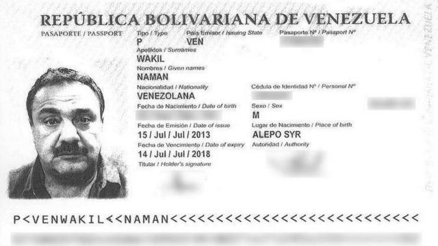 Magnate venezolano arrestado por presunta corrupción - agosto 3, 2021 8:28 pm - NOTIGUARO - Internacionales