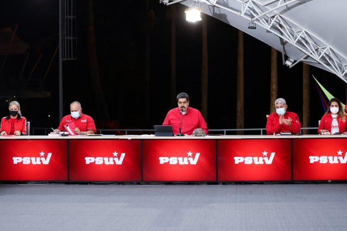 Solicitan al CNE multar a Maduro por usar medios públicos para propaganda del PSUV - agosto 21, 2021 10:15 am - NOTIGUARO - Nacionales