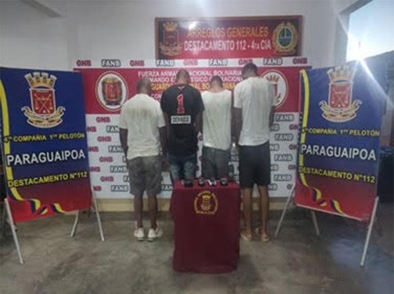 En Zulia: 4 dominicanos arrestados por presunto contrabando de combustible - agosto 24, 2021 5:05 pm - NOTIGUARO - Nacionales
