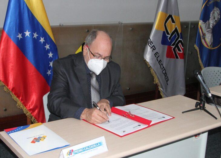 Hasta el 1 de septiembre: CNE extendió plazo para inscribir candidatos a elecciones regionales - agosto 28, 2021 10:55 pm - NOTIGUARO - Nacionales
