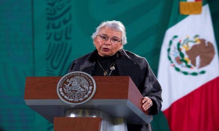 En México: Renuncia la ministra de Gobernación de López Obrador - agosto 26, 2021 8:48 pm - NOTIGUARO - Notiguaro
