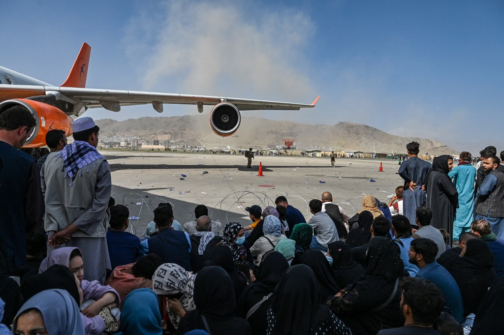 Primer grupo de españoles y afganos salen de Kabul - agosto 18, 2021 1:26 pm - NOTIGUARO - Internacionales