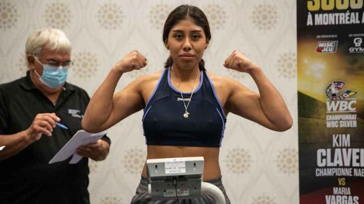 En Canadá: Fallece boxeadora mexicana Jeanette Zacarías - septiembre 7, 2021 12:05 pm - NOTIGUARO - Deporte