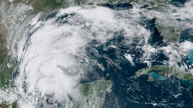 Tormenta Nicholas se debilita por su paso en Texas - septiembre 14, 2021 11:39 am - NOTIGUARO - Internacionales
