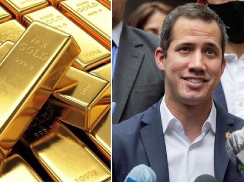 """Juicio del Oro en Londres: Guaidó es """"razonablemente optimista"""" sobre el resultado final - septiembre 3, 2021 9:10 am - NOTIGUARO - Economia"""