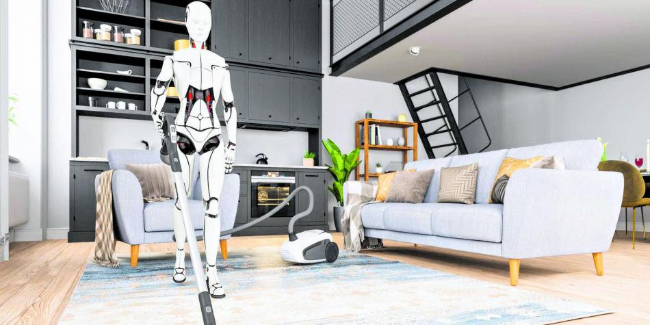 """Tesla Bot: El Robot humanoide que podría reemplazar al ser humano en """"tareas difíciles, repetitivas o aburridas"""" - septiembre 11, 2021 11:19 am - NOTIGUARO - TecnoDigital"""