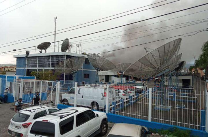 Lara: Inter garantiza operatividad de servicios tras incendio en almacén de Cabudare - septiembre 20, 2021 6:13 pm - NOTIGUARO - Locales