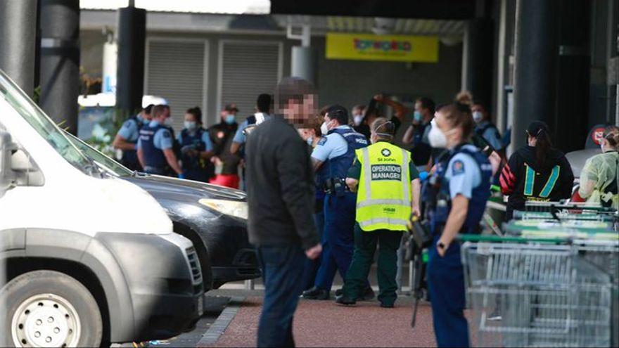 En Nueva Zelanda: Seis heridos en supermercado por ataque terrorista con arma blanca - septiembre 3, 2021 5:05 pm - NOTIGUARO - Internacionales