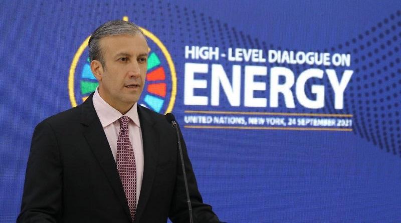 El Aissami denunció ante la ONU bloqueo financiero a Venezuela, desde 2005 por EE.UU y la EU - septiembre 25, 2021 9:40 pm - NOTIGUARO - Economia