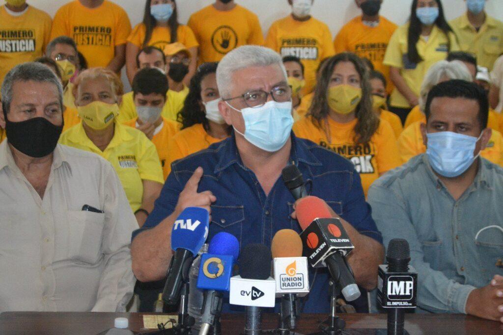 Alfonso Marquina rechaza decisión del G-4 sobre las candidaturas en Lara - septiembre 28, 2021 2:24 pm - NOTIGUARO - Locales