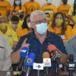 Alfonso Marquina rechaza decisión del G-4 sobre las candidaturas en Lara