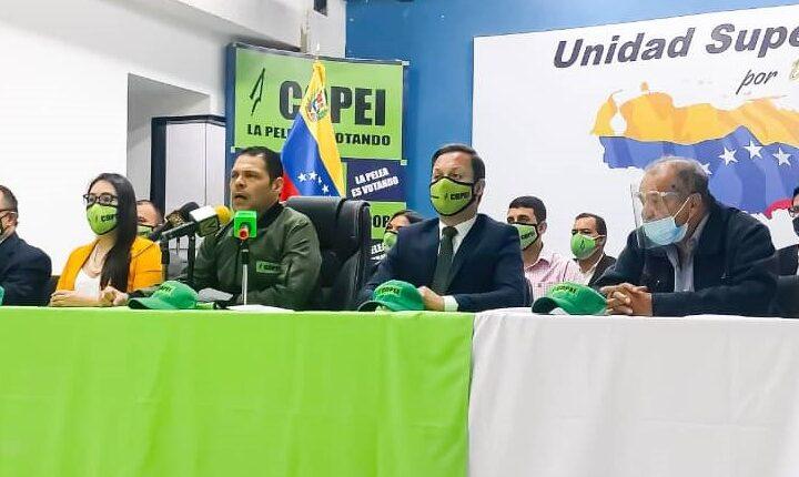 """Copei llama a la oposición a la """"Unidad Superior"""", en medio de la fase de sustituciones y modificaciones - septiembre 21, 2021 7:00 am - NOTIGUARO - Nacionales"""