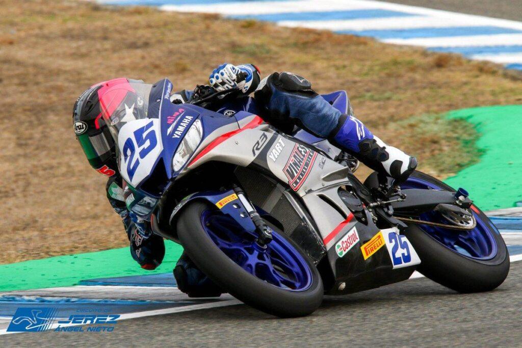 Muere motociclista español Dean Berta Viñales, tras sufrir un accidente en Jerez - septiembre 25, 2021 1:55 pm - NOTIGUARO - Deporte