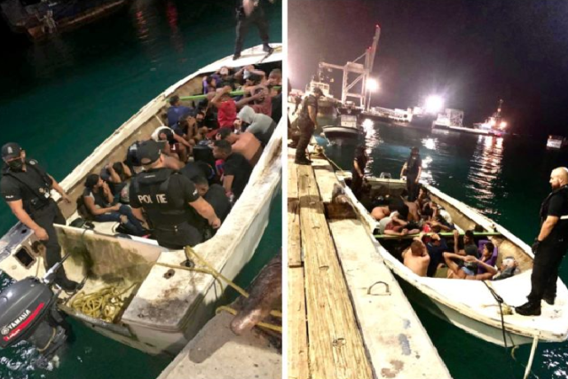 En Aruba: Detienen a 24 venezolanos que viajaban en un peñero desde Paraguaná - septiembre 1, 2021 9:02 pm - NOTIGUARO - Internacionales