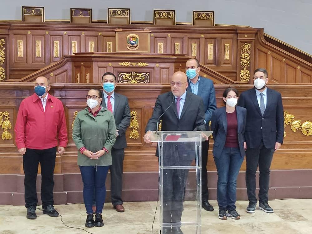 Jorge Rodríguez: Alex Saab se incorporará a las negociaciones en México - septiembre 14, 2021 6:27 pm - NOTIGUARO - Nacionales