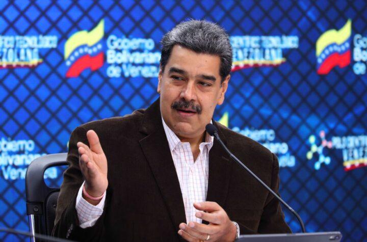 ¡Nueva promesa! Maduro anuncia el mejor Internet del mundo para Venezuela - septiembre 16, 2021 9:46 am - NOTIGUARO - Nacionales