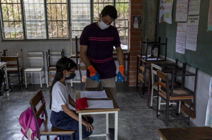 AN trabaja conjuntamente con Ministerio de Educación, de cara al regreso a clases de forma presencial y segura - septiembre 2, 2021 12:10 am - NOTIGUARO - Salud