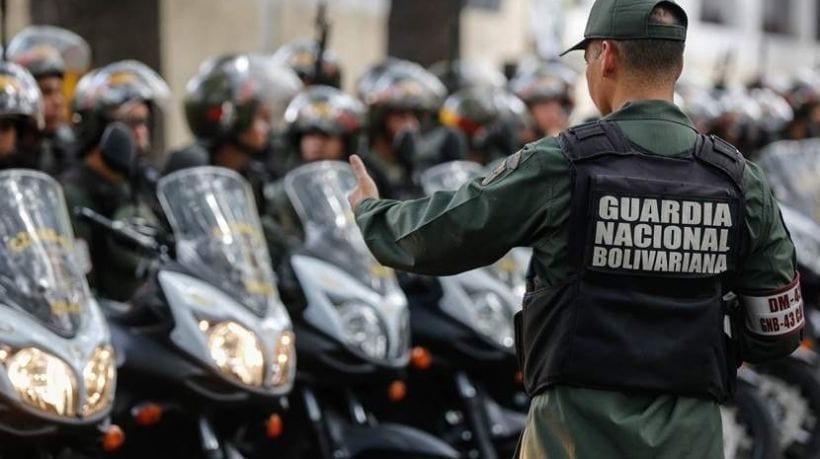 GNB detiene a Policía Militar implicado en incursión en la Base Aérea de Barquisimeto - septiembre 29, 2021 9:58 pm - NOTIGUARO - Locales