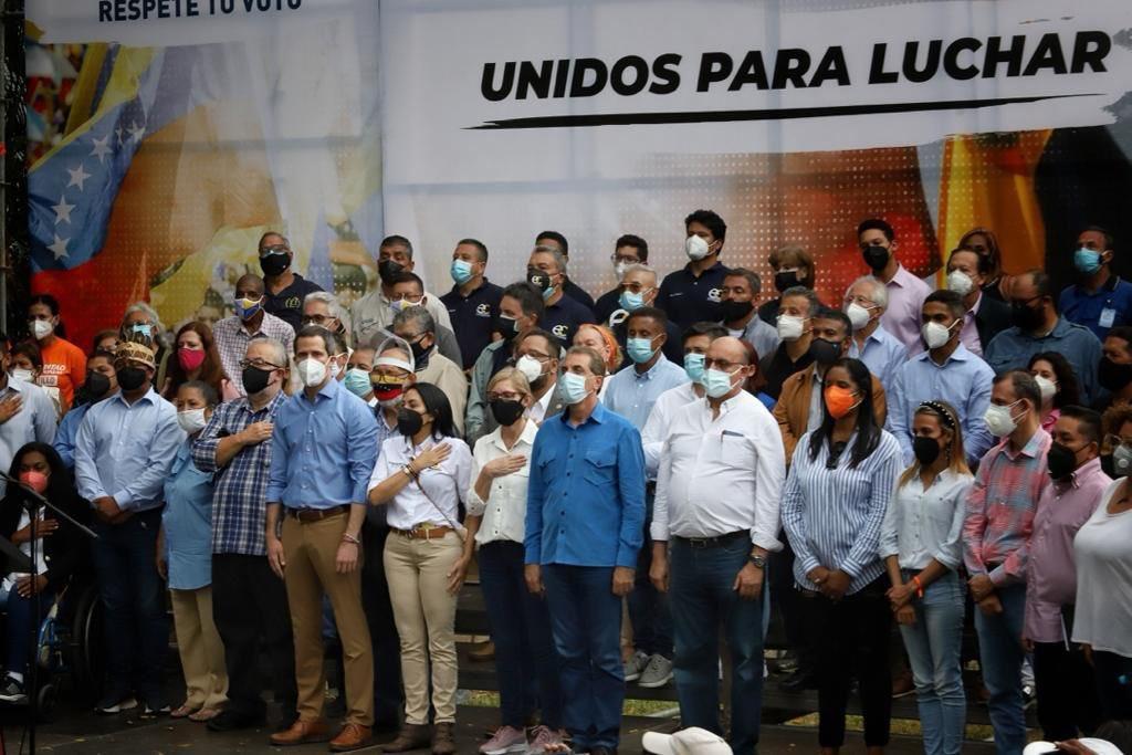 Guaidó: Vamos a levantar a este país exigiendo condiciones electorales justas - septiembre 29, 2021 6:35 pm - NOTIGUARO - Nacionales