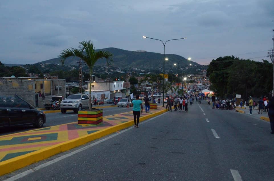 Rehabilitada primera etapa de la Intercomunal Barquisimeto - Duaca - septiembre 15, 2021 10:00 am - NOTIGUARO - Locales