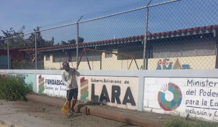Lara: 401 planteles educativos rehabilitados para el inicio del nuevo año escolar - septiembre 19, 2021 6:45 pm - NOTIGUARO - Locales