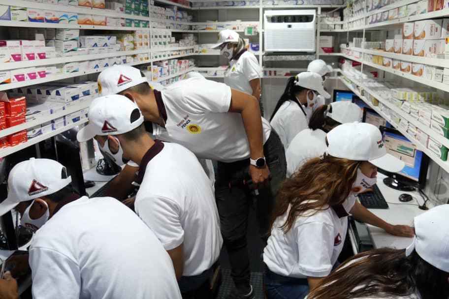 Lara: Habilitaron 12 Farmacias móviles con medicamentos a precios solidarios - septiembre 21, 2021 10:04 am - NOTIGUARO - Locales
